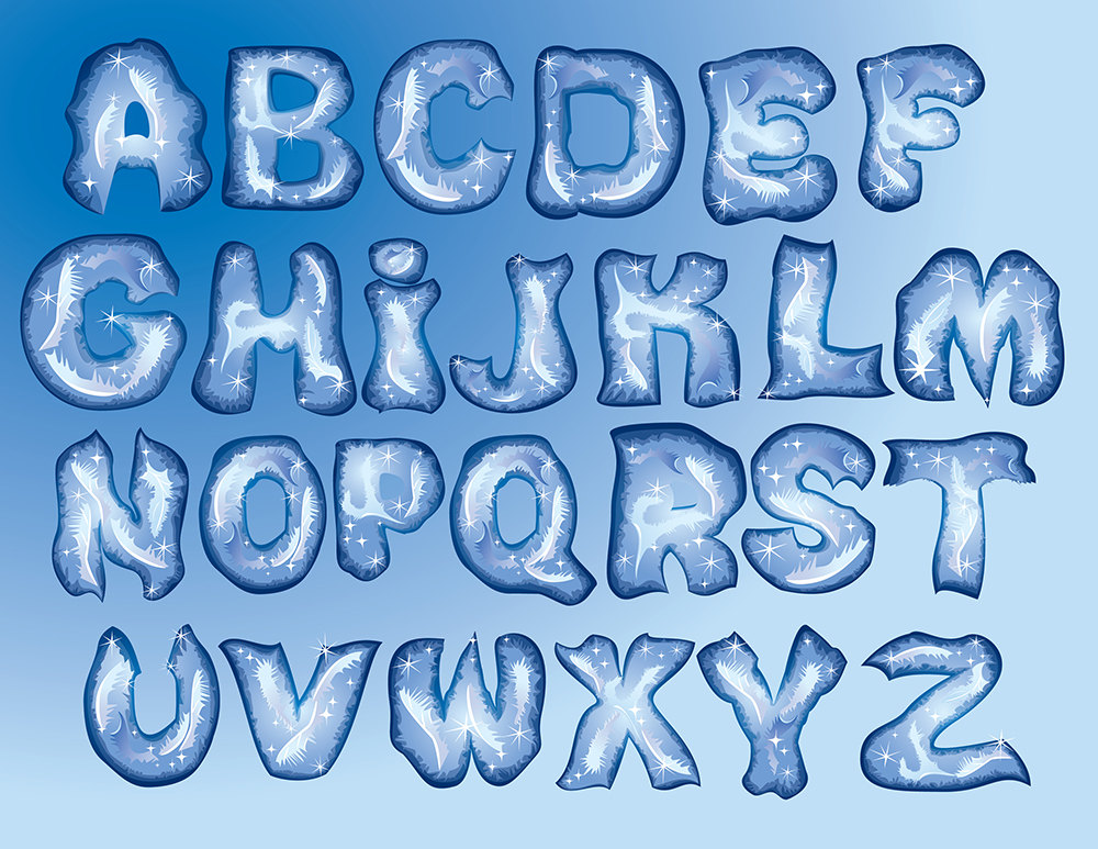 Free Frozen Font Cliparts, Download Free Clip Art, Free Clip Art on