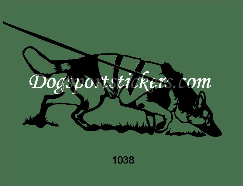 car harness dog