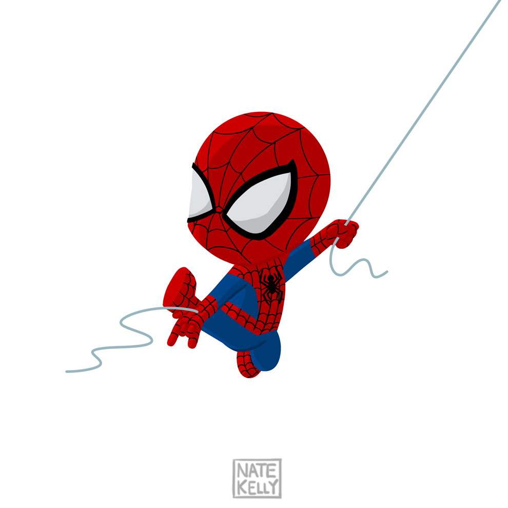 Cute Jumping Spider Wallpaper Free Cute Spider Man Cliparts Download Free Clip Art