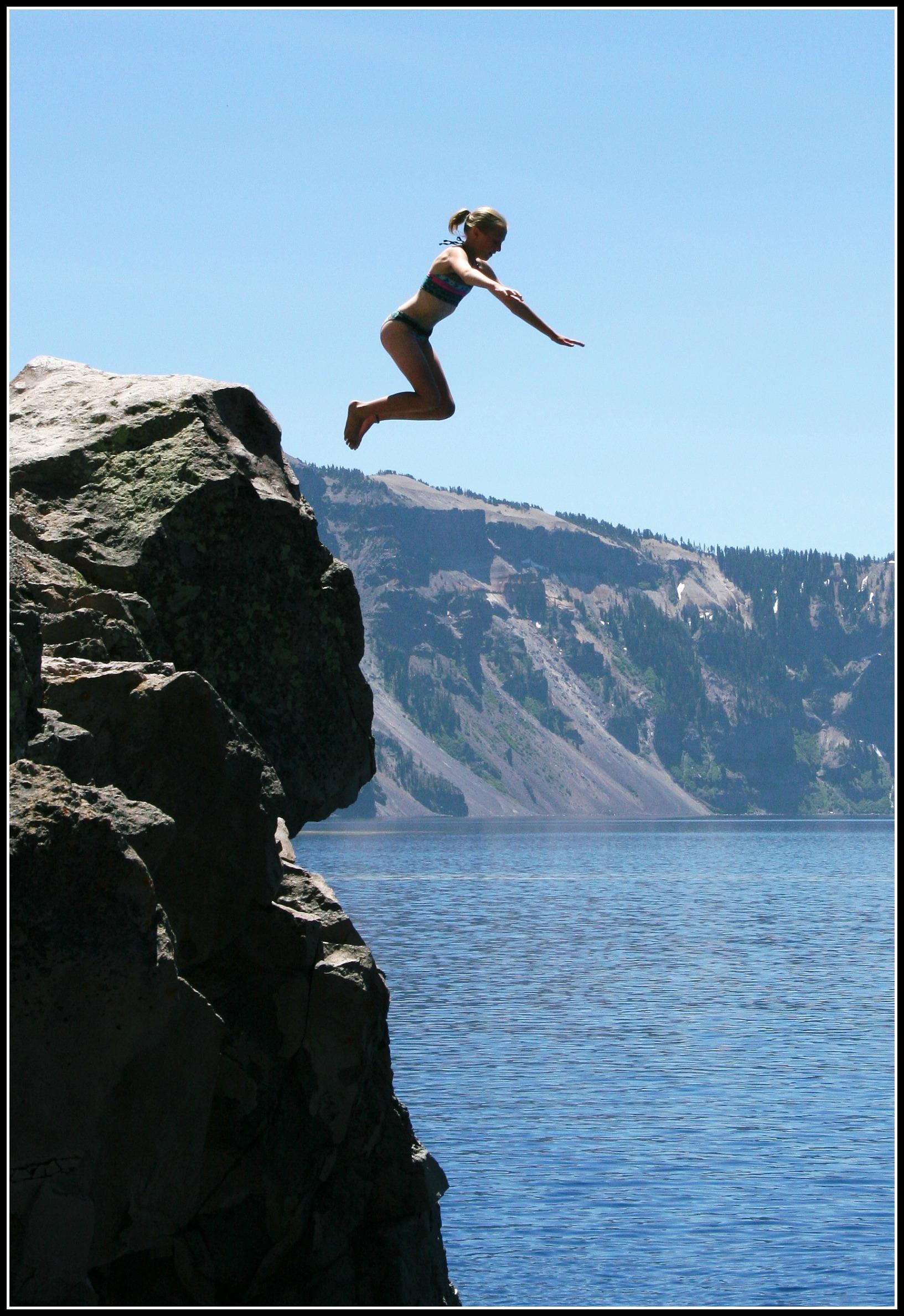 Falling Bridge Wallpaper Free Jump Person Cliparts Download Free Clip Art Free