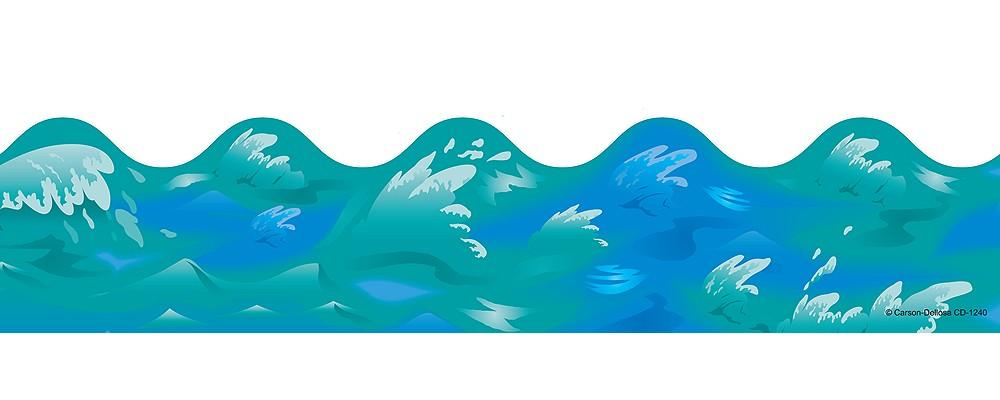 Free Wave Border Cliparts, Download Free Clip Art, Free Clip Art on
