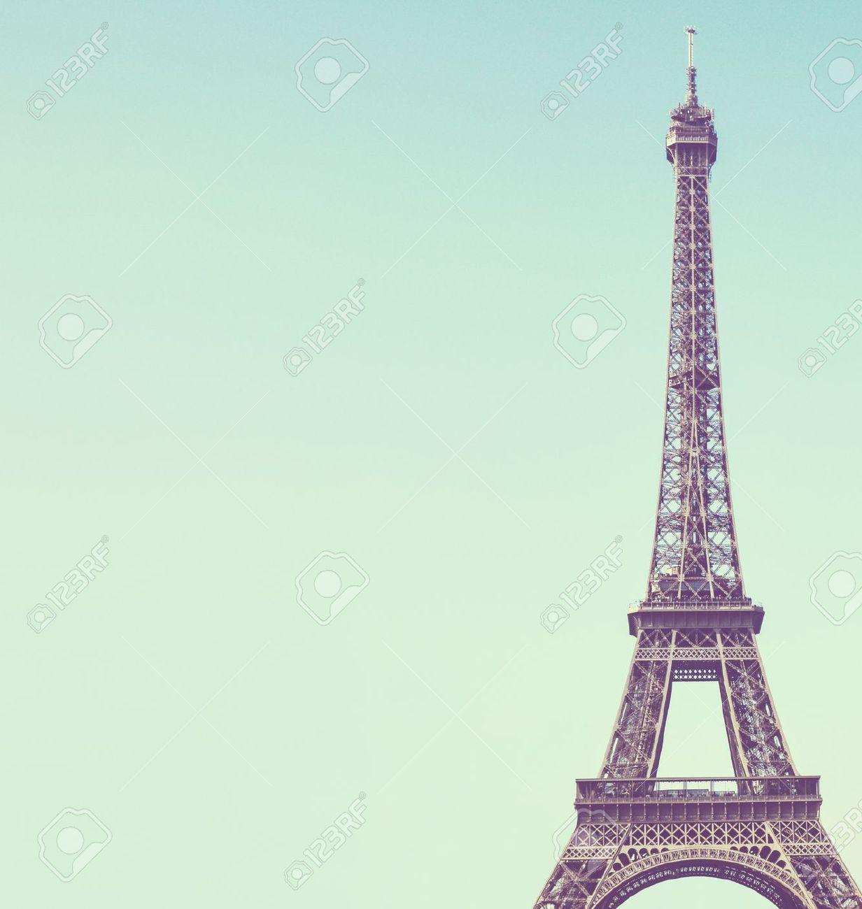 Paris Wallpaper Cute Blue Paris