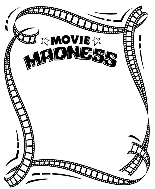 Free Film Border Cliparts, Download Free Clip Art, Free Clip Art on