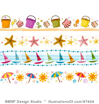 Free Summer Borders Cliparts, Download Free Clip Art, Free Clip Art