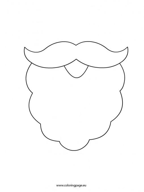 Free Santa Beard Cliparts, Download Free Clip Art, Free Clip Art on