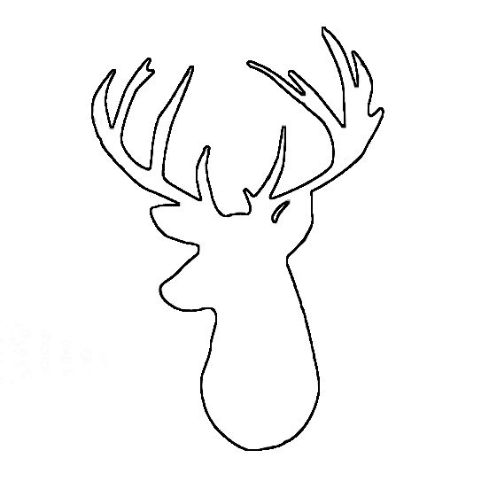 Free Reindeer Cliparts Side, Download Free Clip Art, Free Clip Art