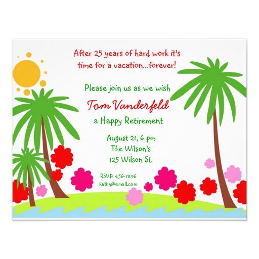 Retirement party invitation clipart - Clip Art Library