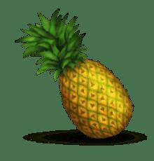 Cute Wallpapers Of Pineapples Ios Emoji Pineapple