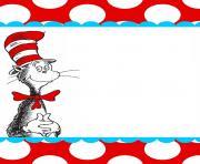 Free Dr Seuss Templates Erieairfair