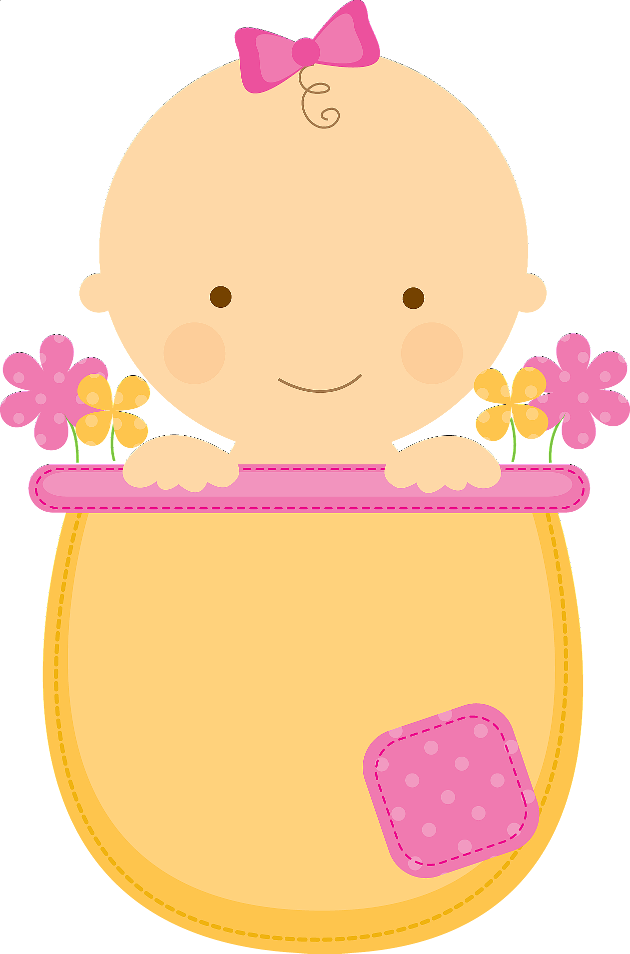 Baby Stroller Pram Library Of Baby Flower Clip Art Royalty Free Download Png