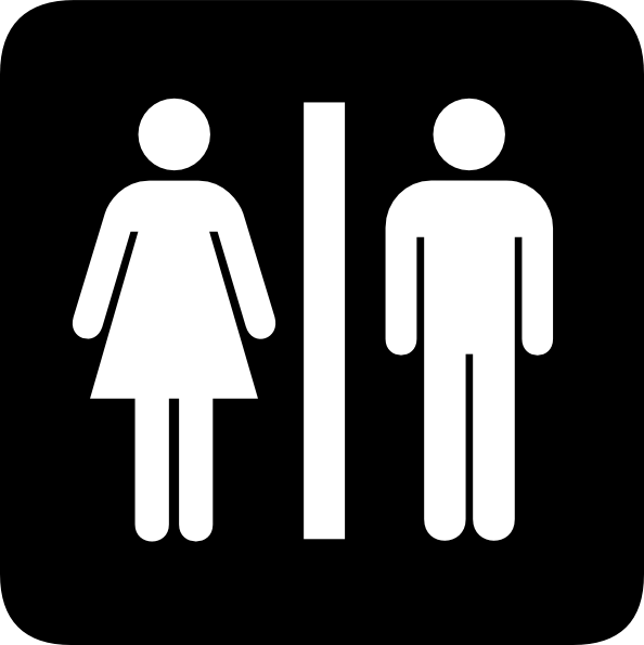 Wc Symbol Wc Symbol - Clipart Best