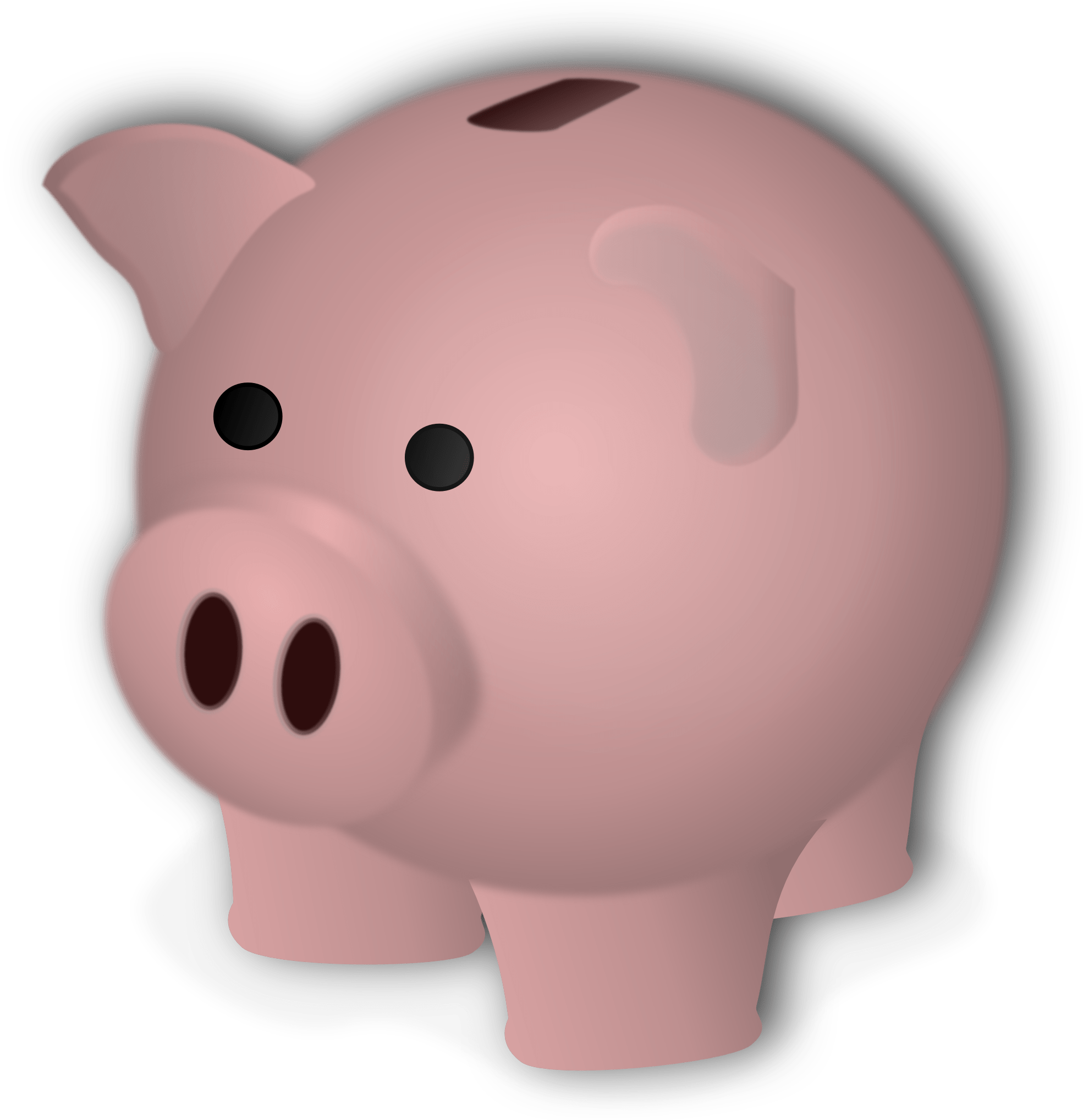 Where To Find Piggy Banks Piggy Banks Clipart Best