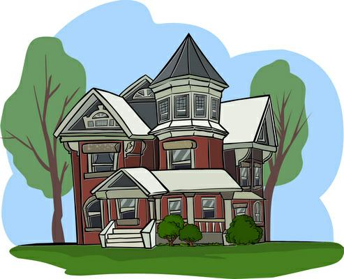 Home house for sale clip art free clipart images clipartix