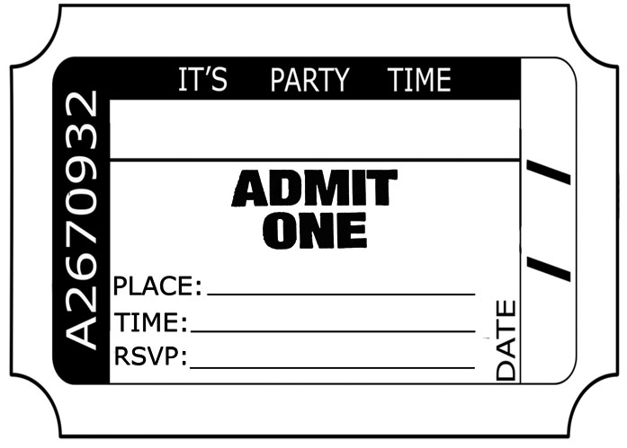 Carnival admit one ticket template - visualbrainsinfo - admit one ticket template