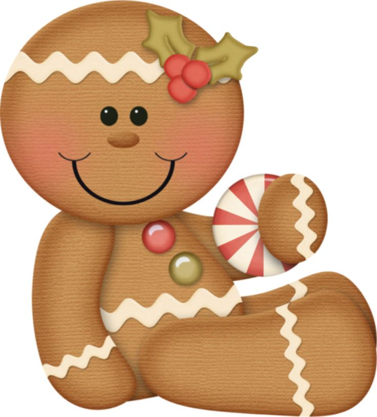 Gingerbread man 0 images about clip art gingerbread men on natal - gingerbread man template