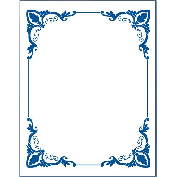 49 Free Page Borders - Cliparting