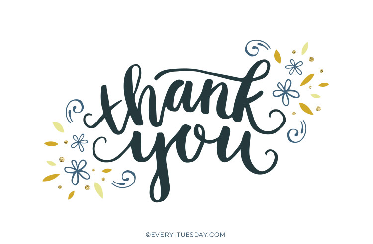 53 Free Thank You Pictures - Cliparting - microsoft word thank you card template