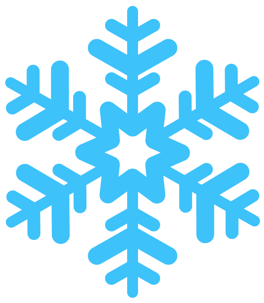 Diepvries Stickers Best Snowflake Png #6967 - Clipartion.com