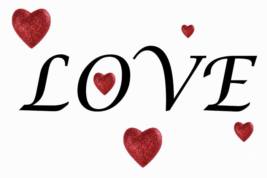 Best The Word Love Clipart #24714 - Clipartion