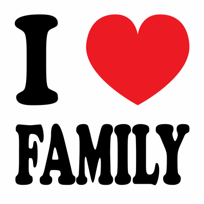 Best Family Word Clipart #28469 - Clipartion - word clip art