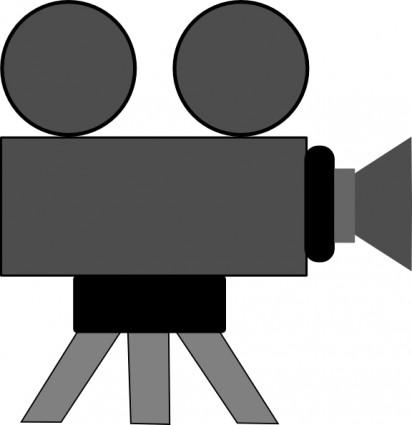2 movie theme clip art free vector in encapsulated postscript
