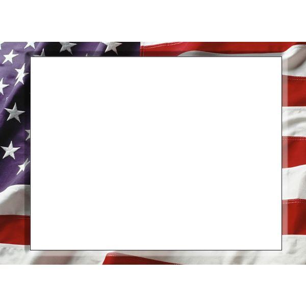 American flag clip art border dayasrioe top - Clipartix