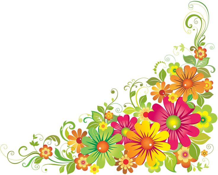 Flower borders border clipart images download free download clipart