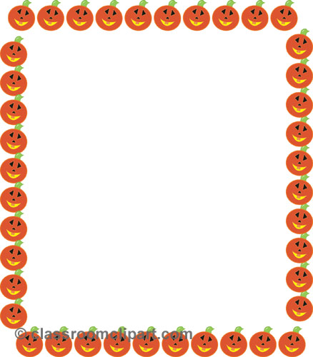 free halloween page borders download free clip art free clip