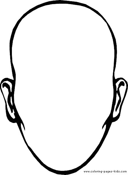 Blank Face Outline Free download best Blank Face Outline on