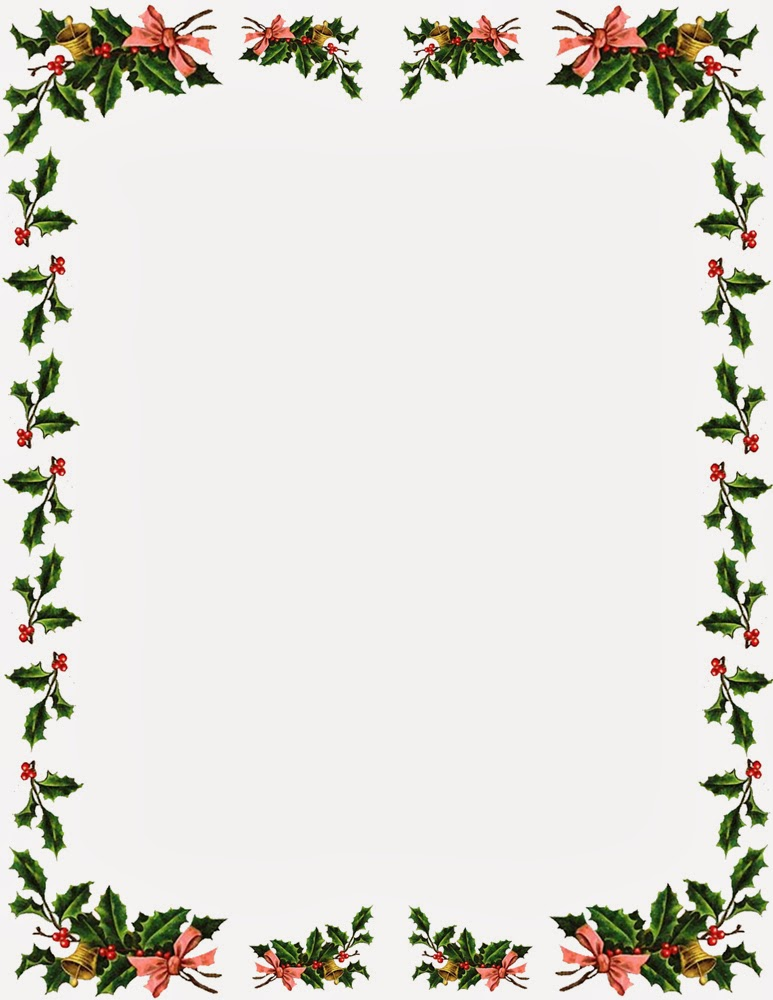 Christmas Borders For Word Free download best Christmas Borders - free border for word
