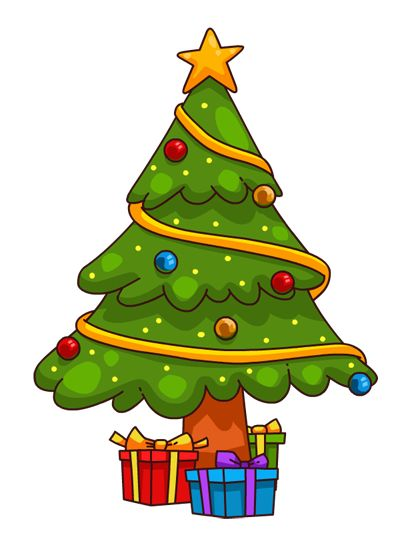 Christmas Tree Clipart Free Free download best Christmas Tree