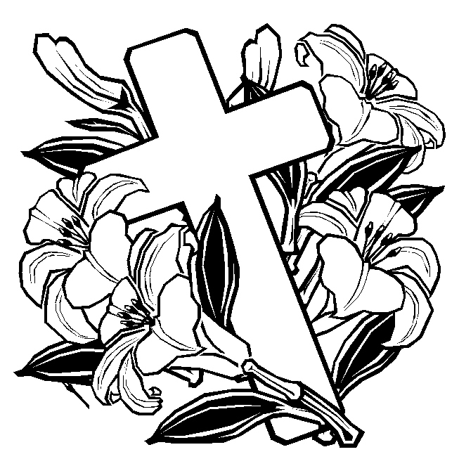 Drawings Of Crosses With Flowers Free download best Drawings Of