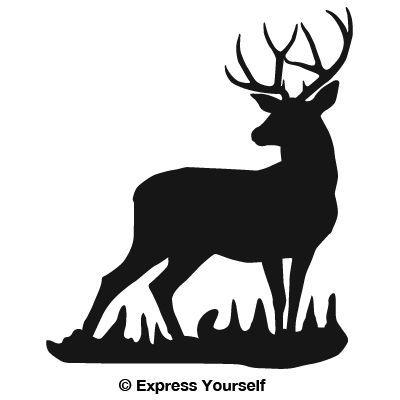 Elk Head Silhouette Clipart Free download best Elk Head Silhouette
