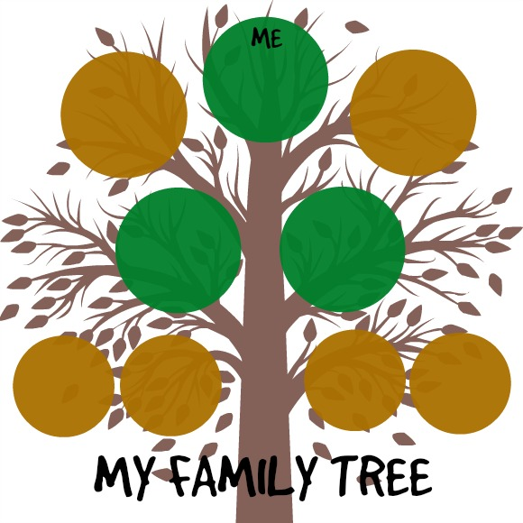 blank family trees to fill in - Kubreeuforic