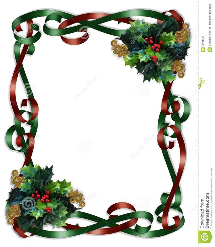 Elegant Printable Christmas Borders New Free Microsoft Word
