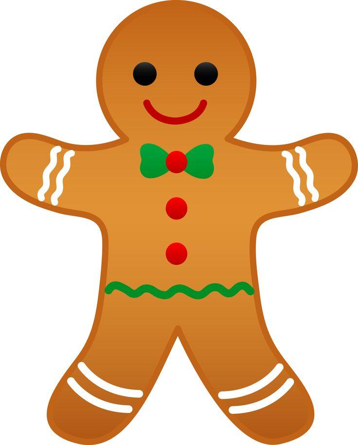 Gingerbread Man Outline Free download best Gingerbread Man Outline
