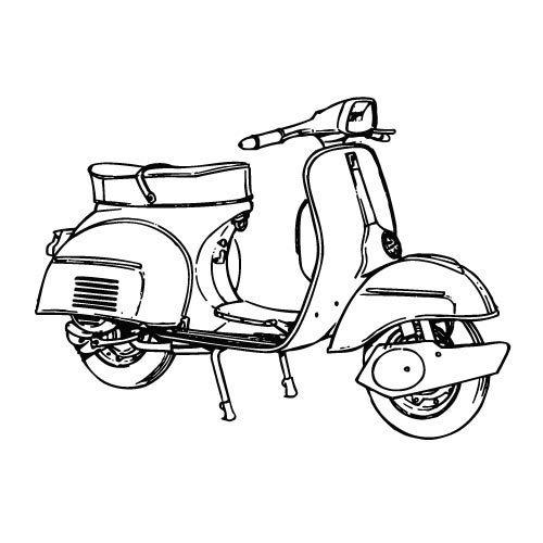 harley davidson moped