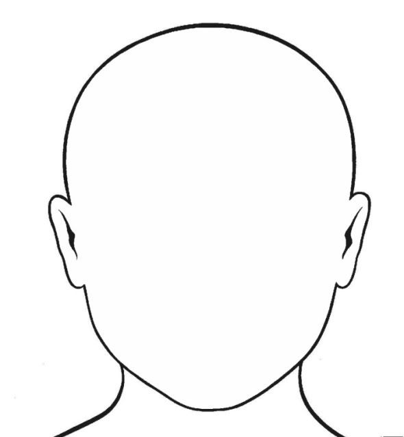 Head Outline Clipart Free download best Head Outline Clipart on