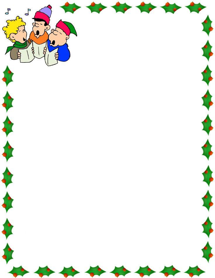 Holiday Clipart Borders Free download best Holiday Clipart Borders
