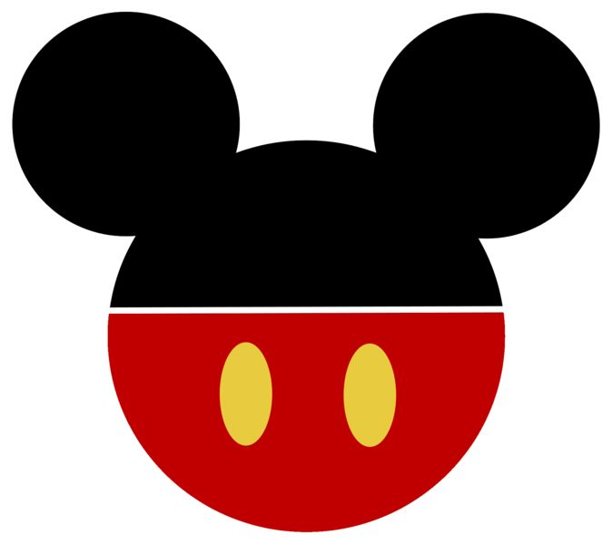 Mickey Face Free download best Mickey Face on ClipArtMag