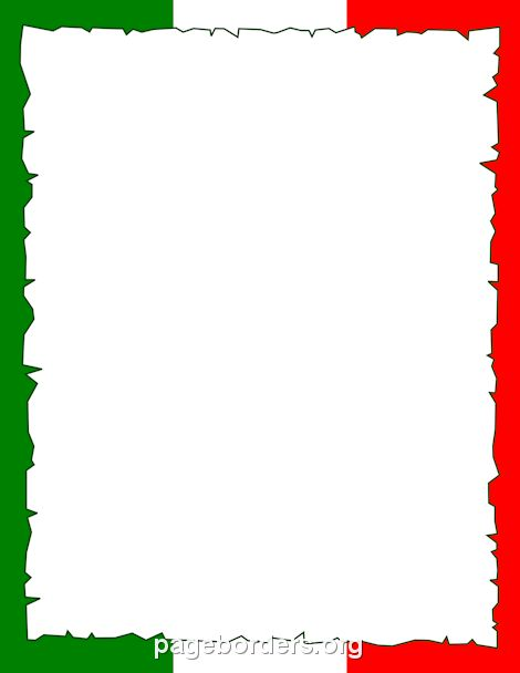 Paper Borders Clipart Free download best Paper Borders Clipart on - american flag background for word document
