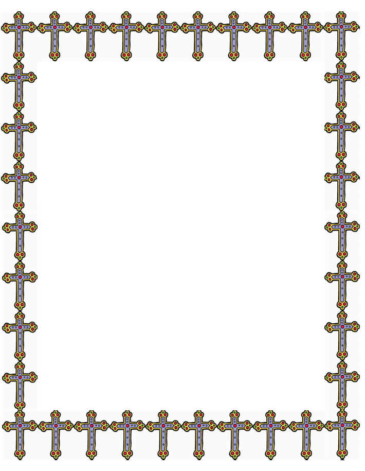 Popcorn Border Writing Paper Free download best Popcorn Border - paper border templates