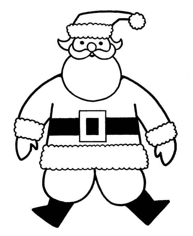 Santa Coloring Pages Free download best Santa Coloring Pages on - best of santa coloring pages to print free