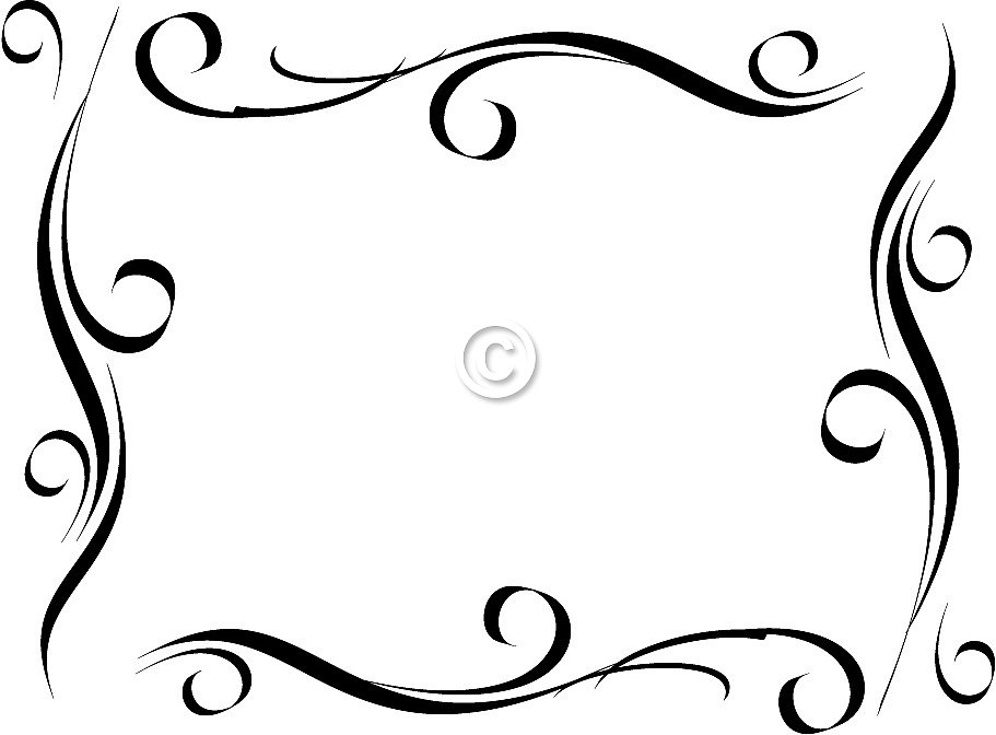 Scroll Clipart Border Free download best Scroll Clipart Border on