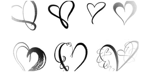 Simple Heart Outline Free download best Simple Heart Outline on