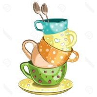 Teacups Clipart | Free download best Teacups Clipart on ...