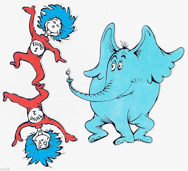 Thing 1 And Thing 2 Printable Pictures Free download best Thing 1