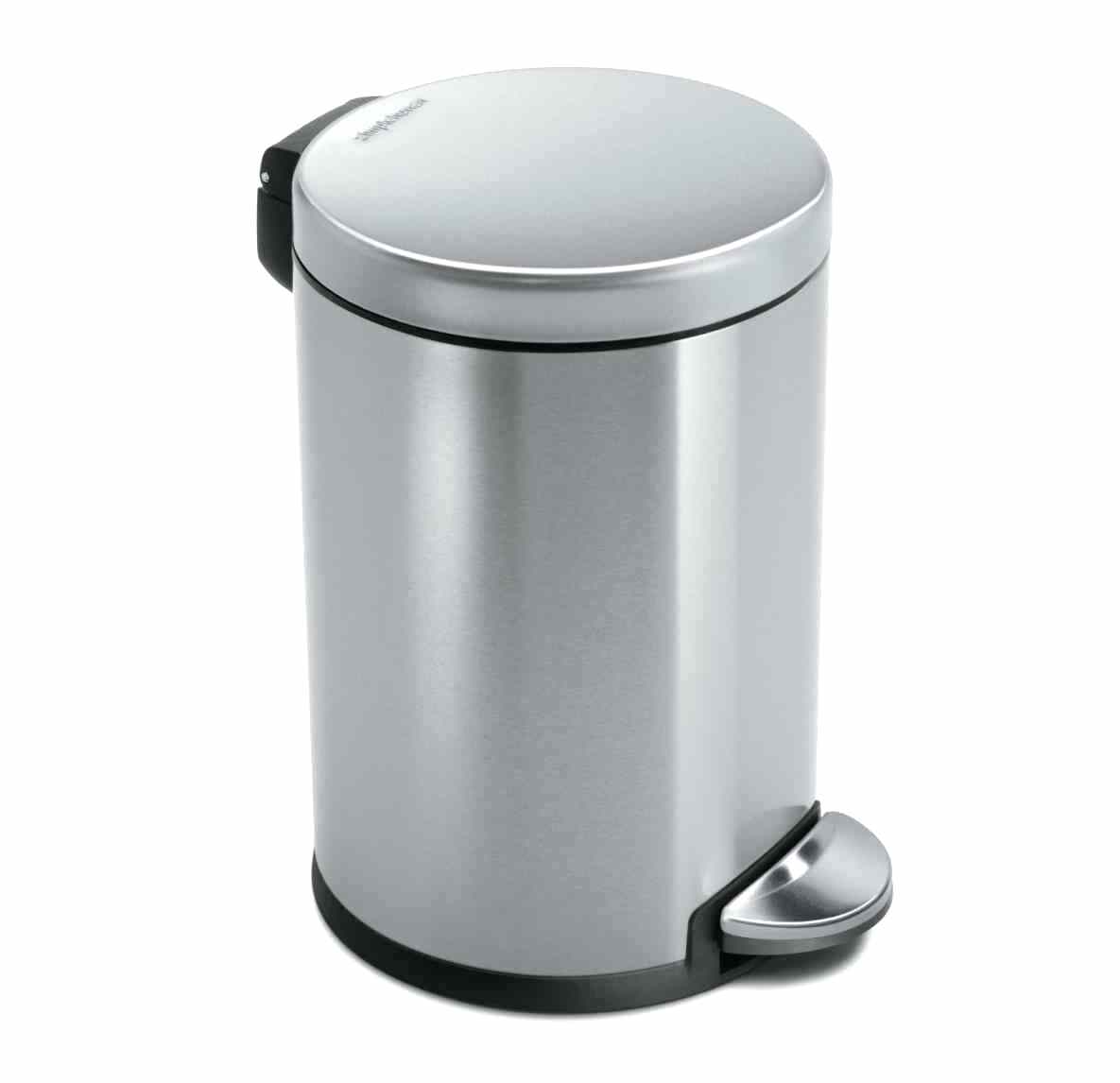 Small White Trash Can With Lid Trash Can Picture Free Download Best Trash Can Picture On