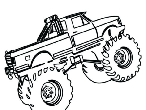 Truck Coloring Pages Free download best Truck Coloring Pages on