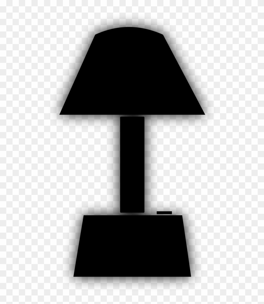 Clip On Bed Lamp Bed Lamp Clip Art Lampe Aus Pictogramm Free Transparent Png
